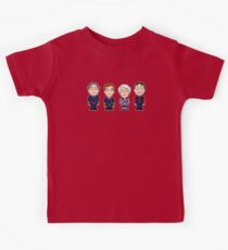 Cabin Pressure mini people (shirt) Kids Tee