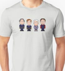 Cabin Pressure mini people (shirt) Unisex T-Shirt