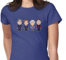 Cabin Pressure mini people (shirt) Womens Fitted T-Shirt