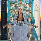 Wisdom - The High Priestess by NicPhillips