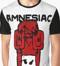 Radiohead Amnesiac Graphic T-Shirt