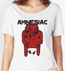 Radiohead Amnesiac Women's Relaxed Fit T-Shirt
