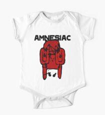 Radiohead Amnesiac Kids Clothes