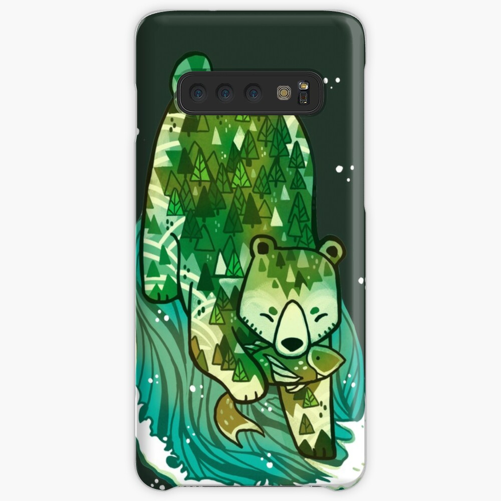 Spirit Bear Case & Skin for Samsung Galaxy