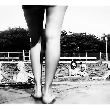 A Day at the Pool by heatherlandis