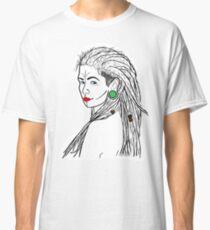 wild girl Classic T-Shirt