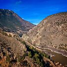 Fraser Canyon by Yukondick
