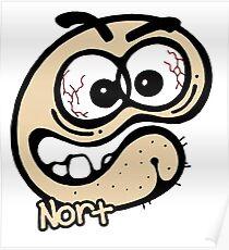 nort not nort Poster