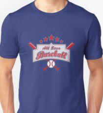 All Star Baseball Unisex T-Shirt