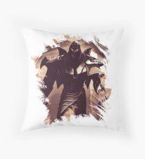 League of Legends ZED Throw Pillow