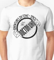Dr Who Typography T-Shirt
