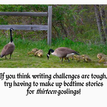 Bedtime Stories for 13 Goslings... by WanderingAuthor