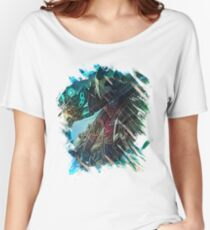 League of Legends TWISTED FATE Women's Relaxed Fit T-Shirt