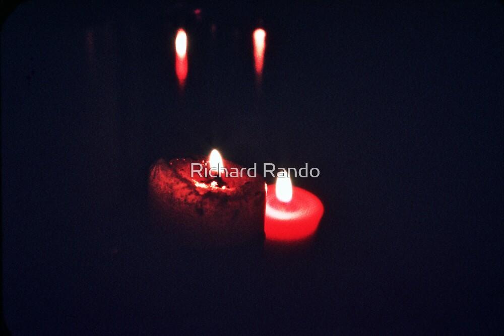 Candles - 2 by Richard Rando