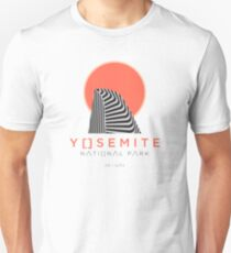 Half Dome Yosemite National Park T-Shirt