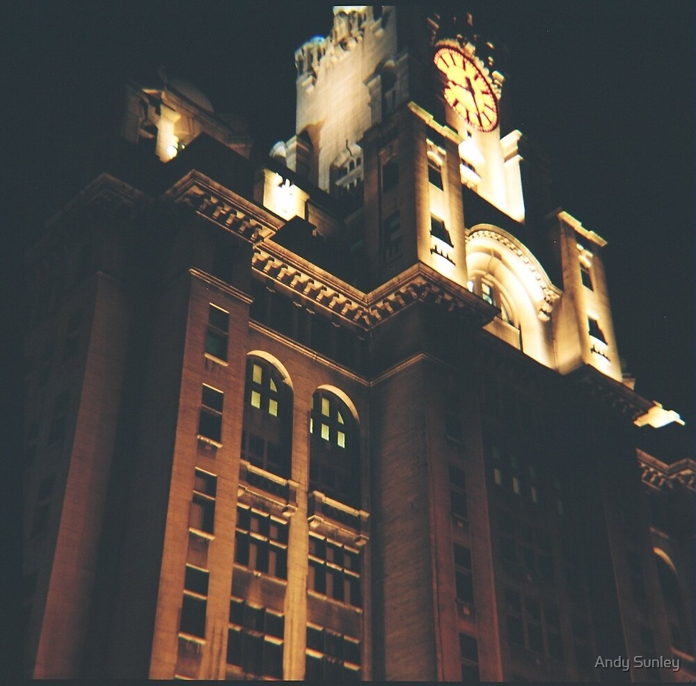 Royal Liver Building. by Andy Sunley