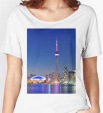 city of toronto Women's Relaxed Fit T-Shirt