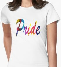 Dripping with Pride Women's Fitted T-Shirt