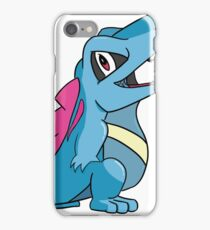 Totodile Design iPhone Case/Skin