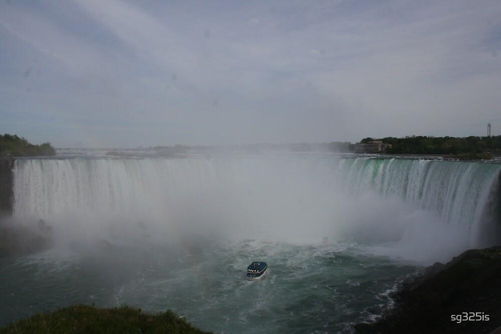 Niagara Falls by sg325is