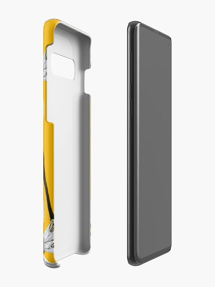 Alternate view of Milkmaids Wildflower Case & Skin for Samsung Galaxy