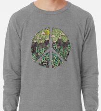 Peaceful Landscape Lightweight Sweatshirt