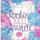 Lookin' Swell Seashell by tlcollins402