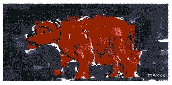 Bear ARGHGghh by maxxx