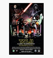 TSL2 Event Poster Photographic Print
