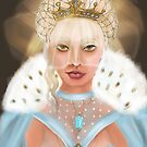 The White Queen by Alma Lee