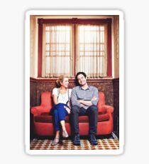 Bill Hader and Kristen Wiig Sticker