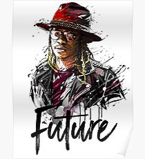 Future the swagger guy Poster
