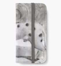 Spotted Dog  iPhone Wallet/Case/Skin