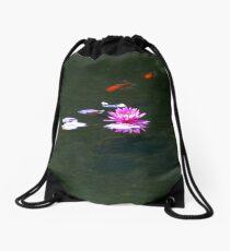 Pond Bag Drawstring Bag