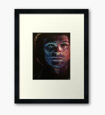 Supernatural: Sam Winchester 11x10 Framed Print