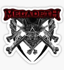 American heavy metal band from Los Angeles Sticker