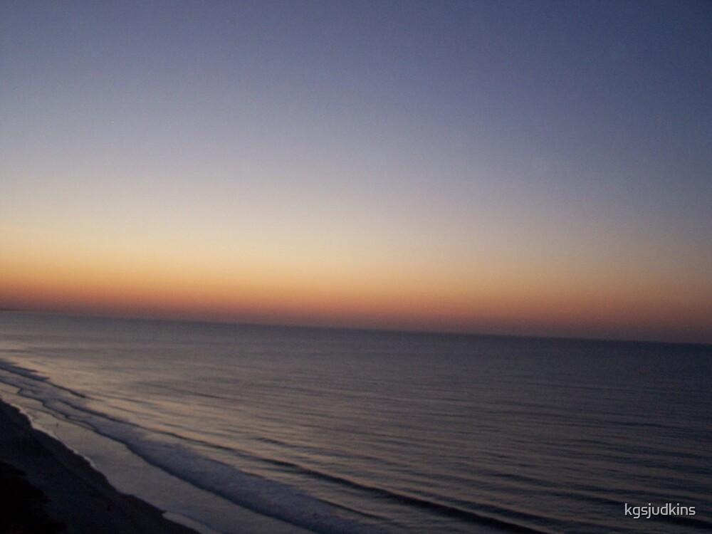 Sunrise in North Myrtle Beach SC by kgsjudkins