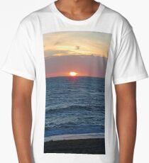 Beautiful sunset Long T-Shirt