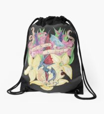 Way to Dawn Drawstring Bag