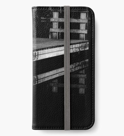 Hypothermia iPhone Wallet