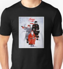 All series characters of Fargo T-Shirt