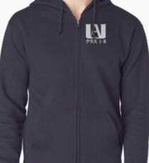 U.A. High Student (My Hero Academia) Zipped Hoodie