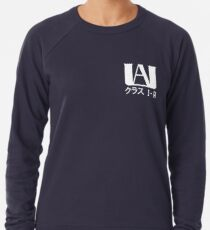 UA High Student (Mein Held Academia) Leichter Pullover