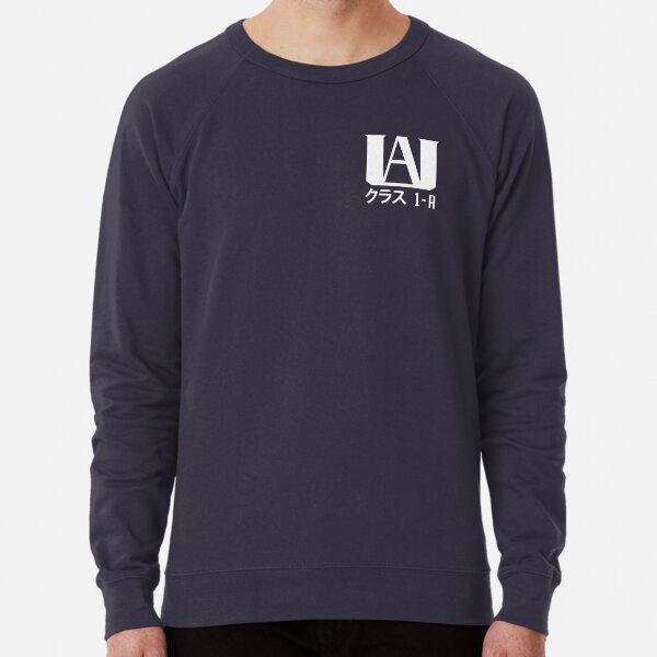 U.A. Étudiant de niveau supérieur (My Hero Academia) Sweatshirt léger