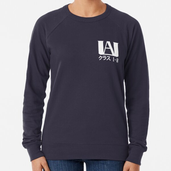 U.A. Hoher Student (My Hero Academia) Leichter Pullover
