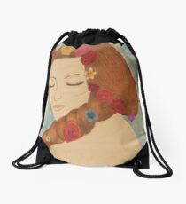 Tranquility Drawstring Bag