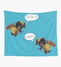 Golf Wang Abschaum Fuck Bees Wandbehang