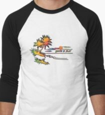 Earth is Flat - Tropical Horizon T-Shirt