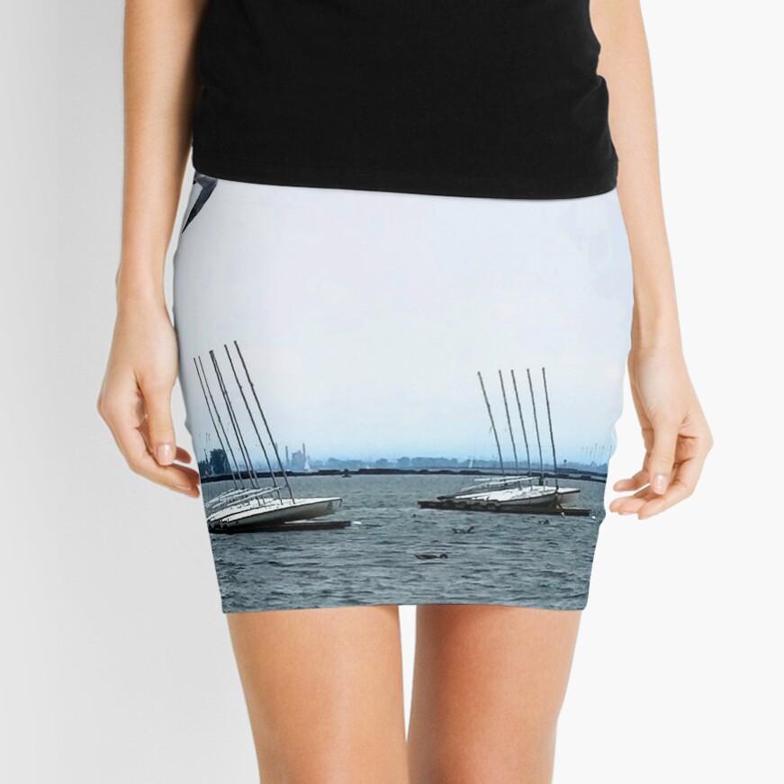 Jet Setter Mini Skirt