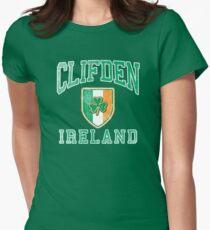Clifden, Ireland with Shamrock T-Shirt